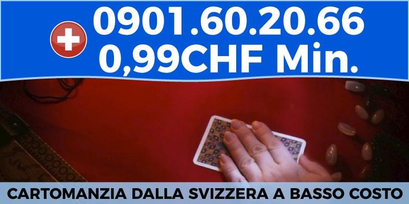cartomanzia svizzera basso costo