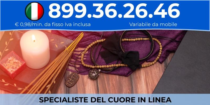 899 cartomanzia amore
