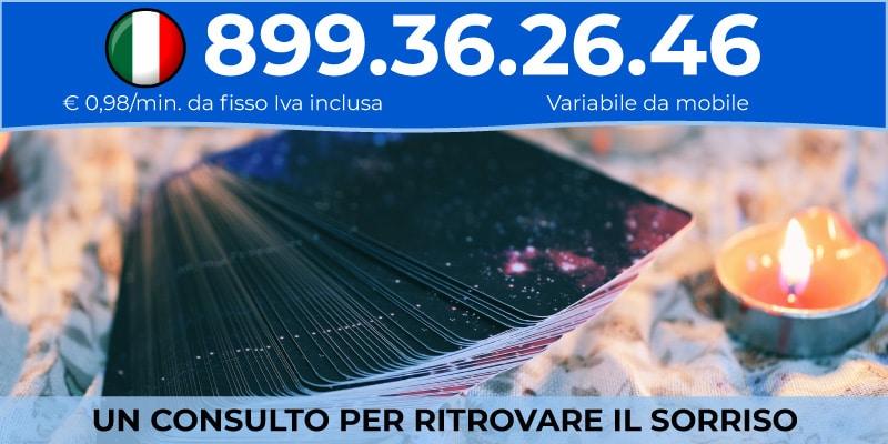 cartomanzia 899 stella polare